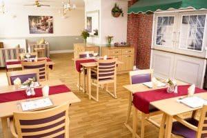 Cams Ridge Dining Room