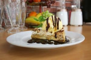 Cams Ridge Food Banoffee