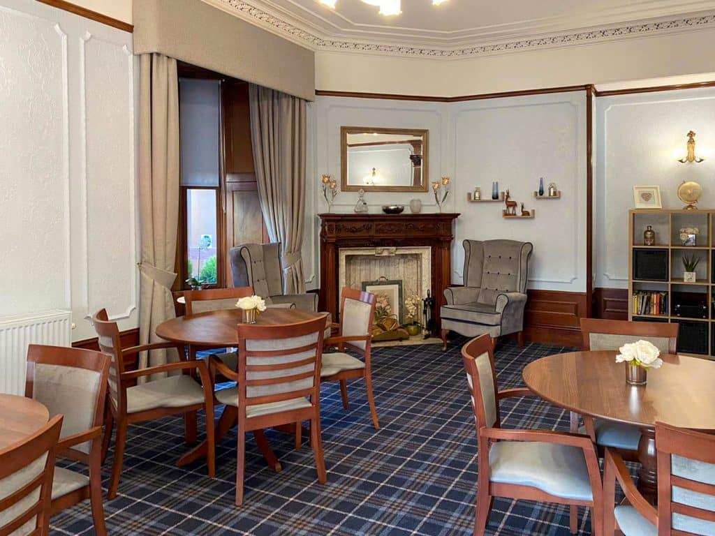 Cranford Care Centre Lounge 2