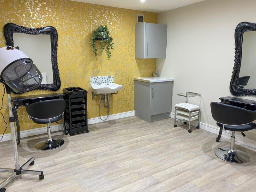 Cranford Care Centre Salon