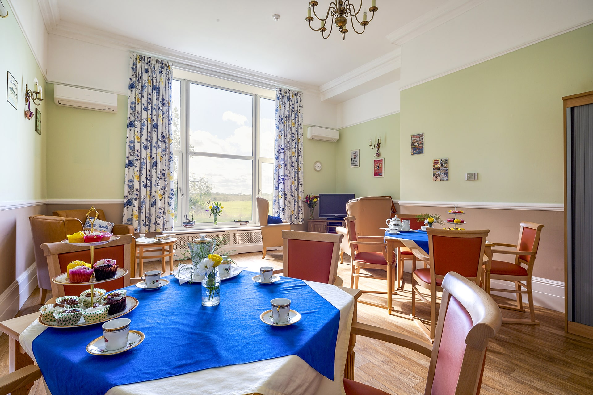 Stambridge Meadows Care Home Afternoon Tea